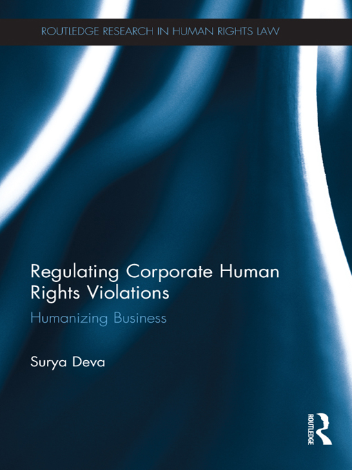 Download Ebook Regulating Corporate Human Rights Violations by Surya Deva Pdf
