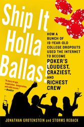 Ship It Holla Ballas! by Jonathan Grotenstein