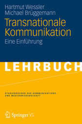 Transnationale Kommunikation by Hartmut Wessler