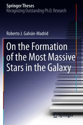On the Formation of the Most Massive Stars in the Galaxy by Roberto J. Galván-Madrid