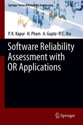 Software Reliability Assessment with OR Applications by P.K. Kapur