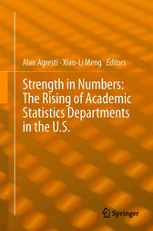 Strength in Numbers: The Rising of Academic Statistics Departments in the U. S. by Alan Agresti