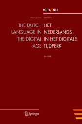 The Dutch Language in the Digital Age by Georg Rehm