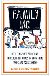 Family Inc by Andrew Friedman
