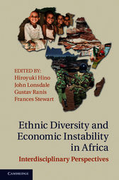 Ethnic Diversity and Economic Instability in Africa by Hiroyuki Hino