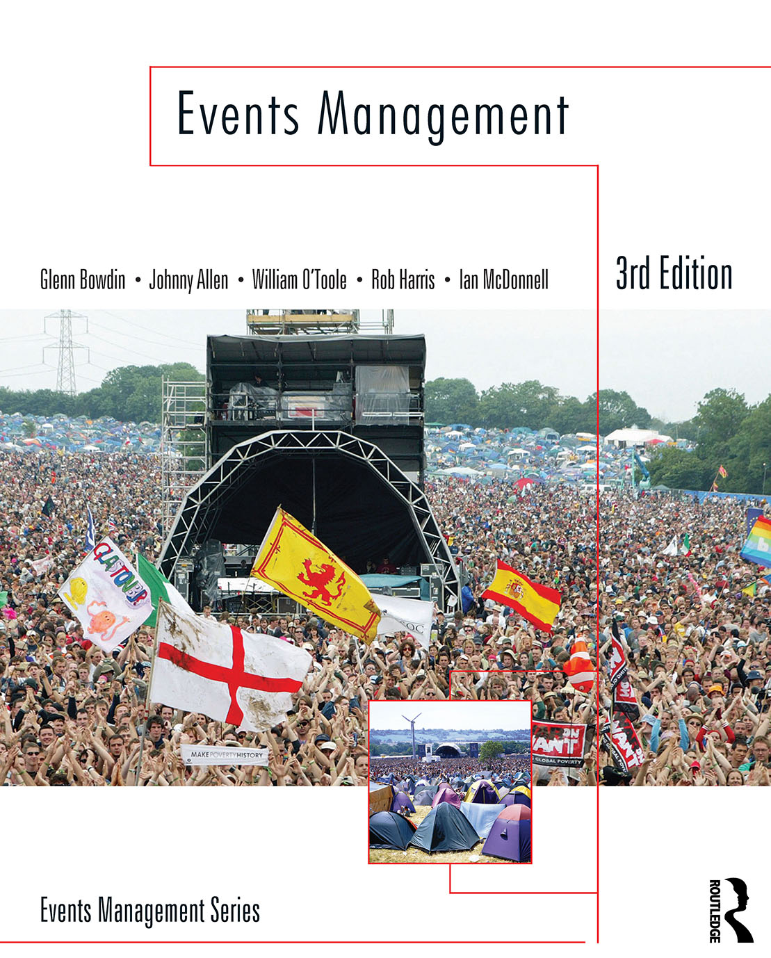 Download Ebook Events Management (3rd ed.) by Glenn Bowdin Pdf