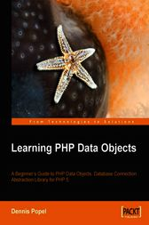 Learning PHP Data Objects by Dennis Popel
