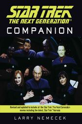 The Next Generation Companion by Larry Nemecek