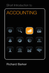 Short Introduction to Accounting by Richard Barker