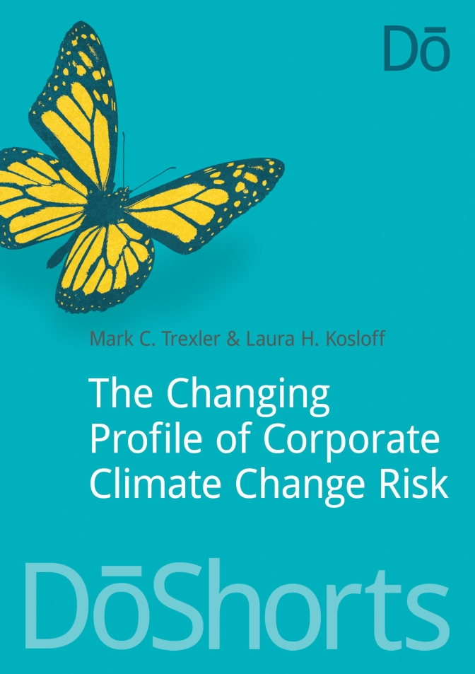 Download Ebook The Changing Profile of Corporate Climate Change Risk by Mark Trexler Pdf