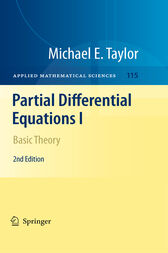Partial Differential Equations I by Michael E. Taylor