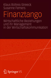 Finanztango by Klaus Boltres-Streeck