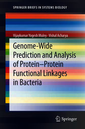 Genome-Wide Prediction and Analysis of Protein-Protein Functional Linkages in Bacteria by Vijaykumar Yogesh Muley