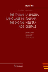 The Italian Language in the Digital Age by Georg Rehm