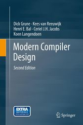 Modern Compiler Design by Dick Grune