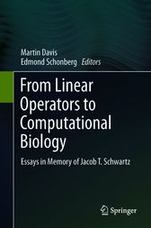 From Linear Operators to Computational Biology by Martin Davis