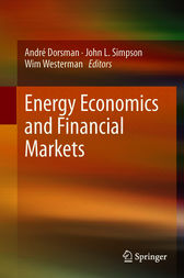 Energy Economics and Financial Markets by André Dorsman