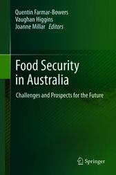 Food Security  in Australia by Quentin Farmar-Bowers