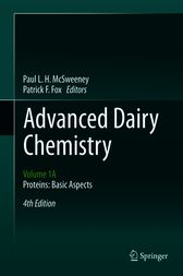 Advanced Dairy Chemistry by Paul L. H. McSweeney