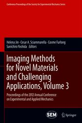 Imaging Methods for Novel Materials and Challenging Applications, Volume 3 by Helena Jin