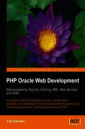 PHP Oracle Web Development Data processing, Security, Caching, XML, Web Services, and Ajax by Yuli Vasiliev