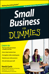 Small Business For Dummies by Veechi Curtis