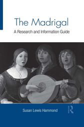 The Madrigal by Susan Lewis Hammond