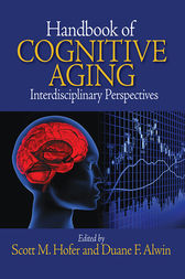 Handbook of Cognitive Aging by Scott M. Hofer