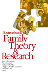 Sourcebook of Family Theory and Research by Vern L. Bengtson