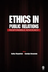 Ethics in Public Relations by Kathy R. Fitzpatrick