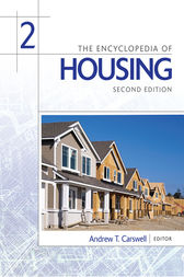 The Encyclopedia of Housing, Second Edition by Andrew Carswell