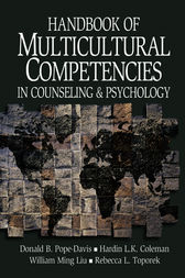 Handbook of Multicultural Competencies in Counseling and Psychology by Donald B. Pope-Davis