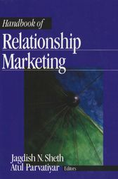 Handbook of Relationship Marketing by Atul Parvatiyar