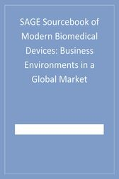SAGE Sourcebook of Modern Biomedical Devices by Decision Resources DRI