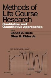 Methods of Life Course Research by Janet Zollinger Giele
