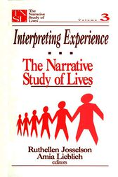Interpreting Experience by Ruthellen H. Josselson