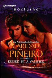 Kissed by a Vampire by Caridad Pineiro