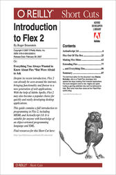 Introduction to Flex 2 by Roger Braunstein