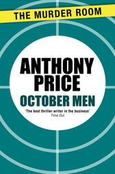 October Men by Anthony Price