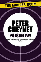Poison Ivy by Peter Cheyney