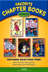 Favorite Chapter Books Sampler by Jane O'Connor