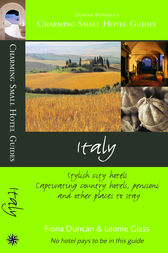 Charming Small Hotel Guides Italy by Fiona Duncan