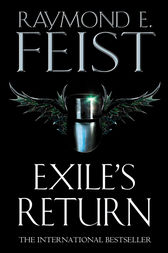 Exile's Return (Conclave of Shadows, Book 3) by Raymond E. Feist