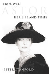 Bronwen Astor: Her Life and Times (Text Only) by Peter Stanford