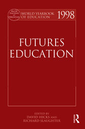 World Yearbook of Education 1998 by David Hicks