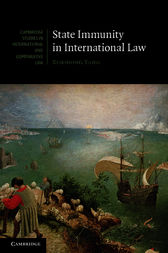 State Immunity in International Law by Xiaodong Yang