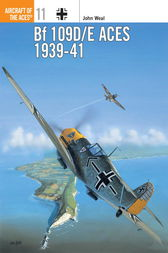 Bf 109D/E Aces 1939-41 by John Weal