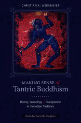 Making Sense of Tantric Buddhism by Christian K Wedemeyer