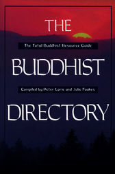 Buddhist Directory by Peter Lorie