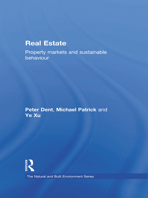Download Ebook Real Estate by Peter Dent Pdf